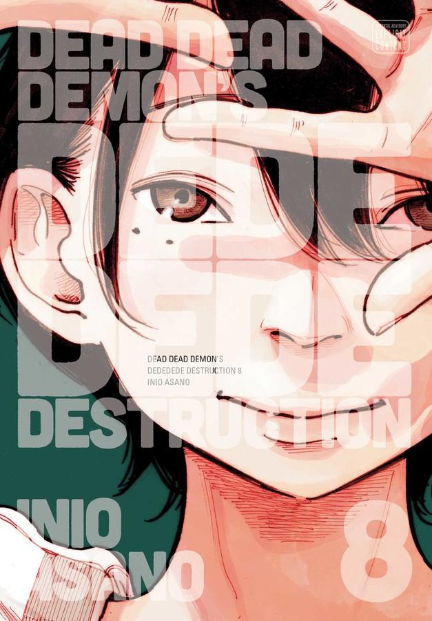 Dead Dead Demon's Dededede Destruction Manga Volume 8
