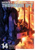 Mobile Suit Gundam Thunderbolt Manga Volume 14