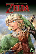 The Legend of Zelda Twilight Princess Manga Volume 7