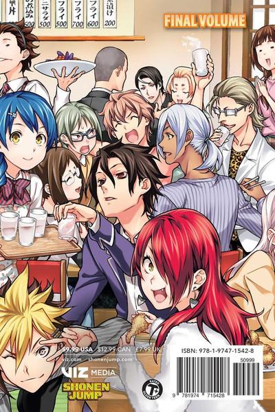 Food Wars! Manga Volume 36