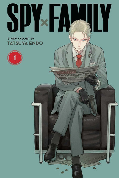 Spy X Family Manga Volume 1