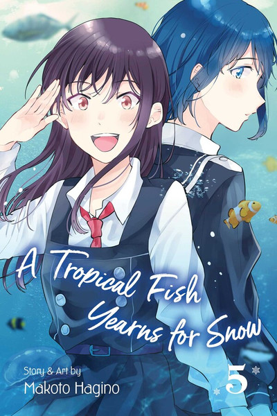 A Tropical Fish Yearns for Snow Manga Volume 5