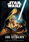 Star Wars The Legends of Luke Skywalker Manga