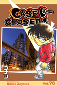 Case Closed Manga Volume 76