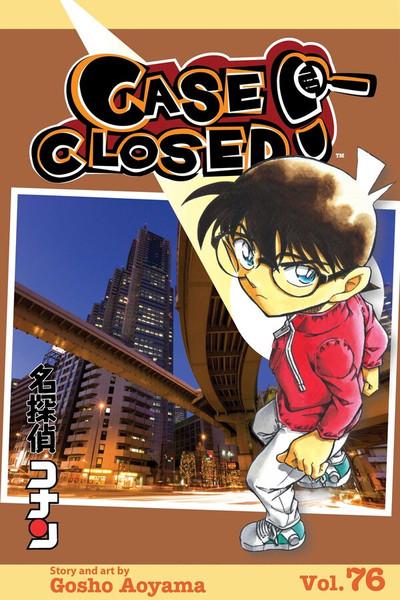 Case Closed Manga Volume 76