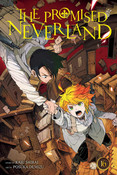 The Promised Neverland Manga Volume 16