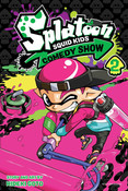 Splatoon Squid Kids Comedy Show Manga Volume 2