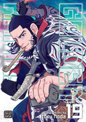 Golden Kamuy Manga Volume 19