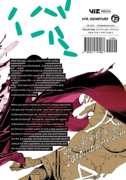 No Guns Life Manga Volume 7