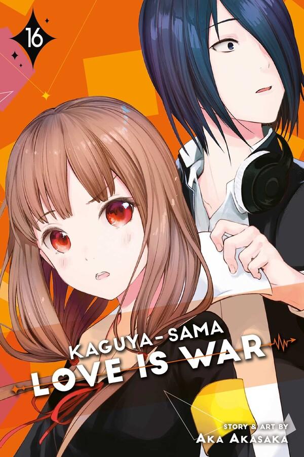 Kaguya-sama Love Is War Manga Volume 16