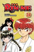 RIN-NE Manga Volume 34