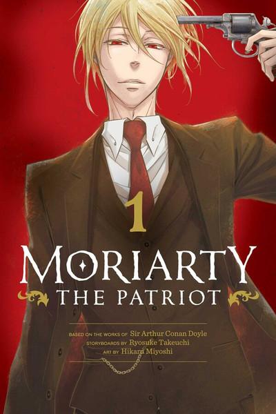 Moriarty the Patriot Manga Volume 1