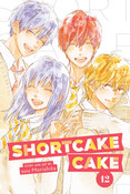 Shortcake Cake Manga Volume 12