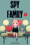 Spy x Family Manga Volume 2