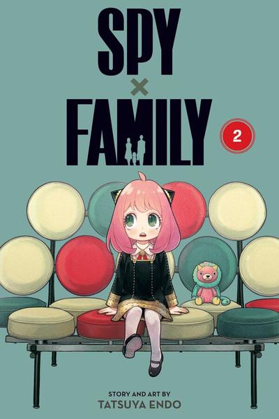Spy x Family Manga Volume 2