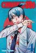 Chainsaw Man Manga Volume 4