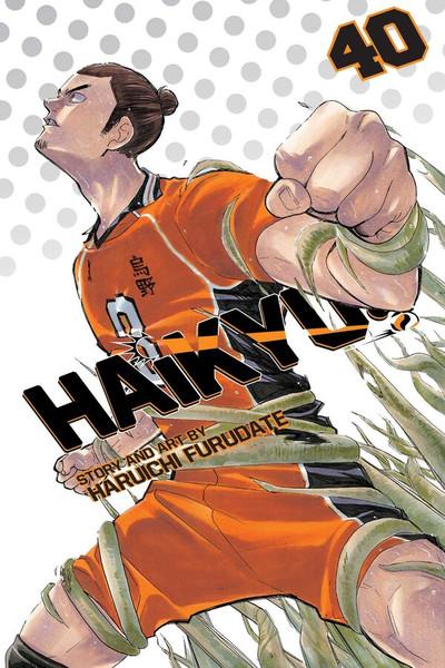 Haikyu!! Manga Volume 40