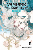 Vampire Knight Memories Manga Volume 5