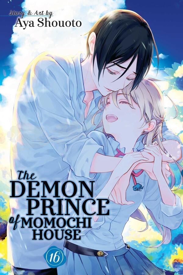 The Demon Prince of Momochi House Manga Volume 16