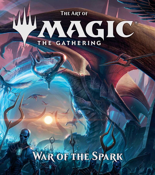 The Art of Magic The Gathering War of the Spark Artbook (Hardcover)