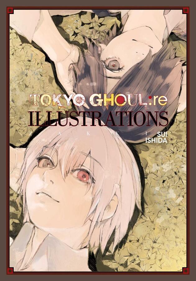 Tokyo Ghoul Re Illustrations Zakki (Hardcover)