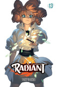 Radiant Manga Volume 13