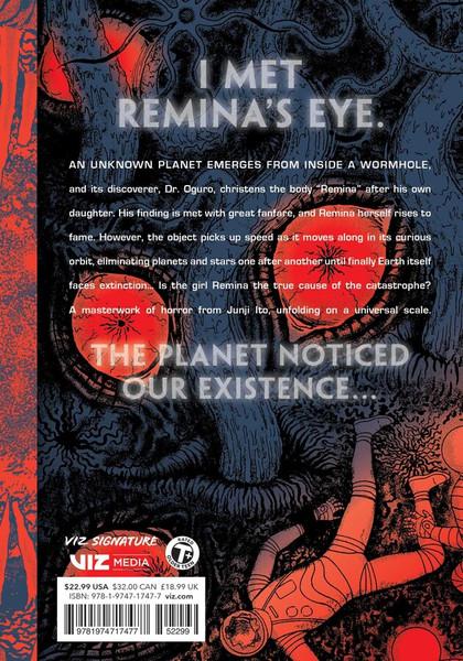 Remina Manga (Hardcover)