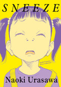 Sneeze Naoki Urasawa Story Collection Manga