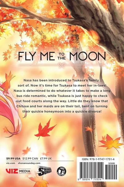 Fly Me to the Moon Manga Volume 3