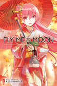 Fly Me to the Moon Manga Volume 3