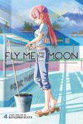 Fly Me to the Moon Manga Volume 4