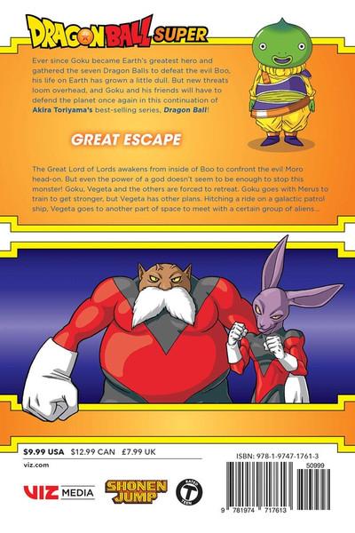 Dragon Ball Super Manga Volume 11