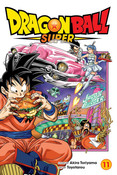 Dragon Ball Super Manga Volume 11
