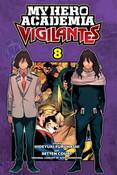 My Hero Academia Vigilantes Manga Volume 8