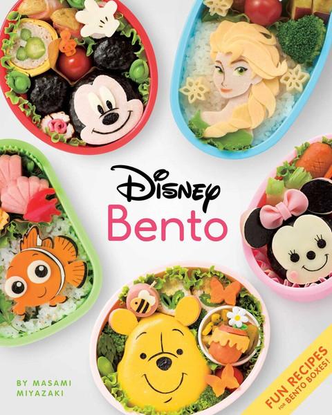 Disney Bento Fun Recipes for Bento Boxes