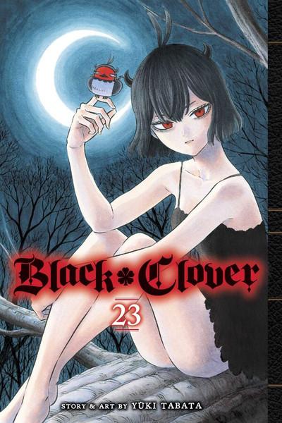 Black Clover Manga Volume 23