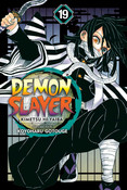Demon Slayer Kimetsu no Yaiba Manga Volume 19
