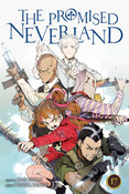 The Promised Neverland Manga Volume 17