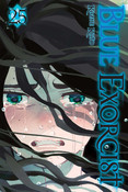Blue Exorcist Manga Volume 25