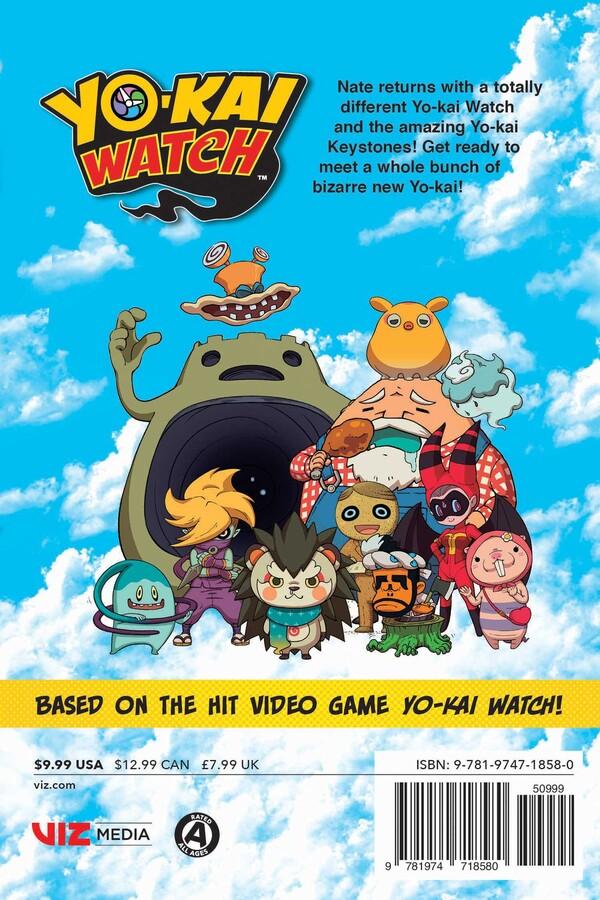 Yo-kai Watch Manga Volume 16