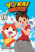 Yo-kai Watch Manga Volume 16