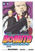 Boruto Manga Volume 10
