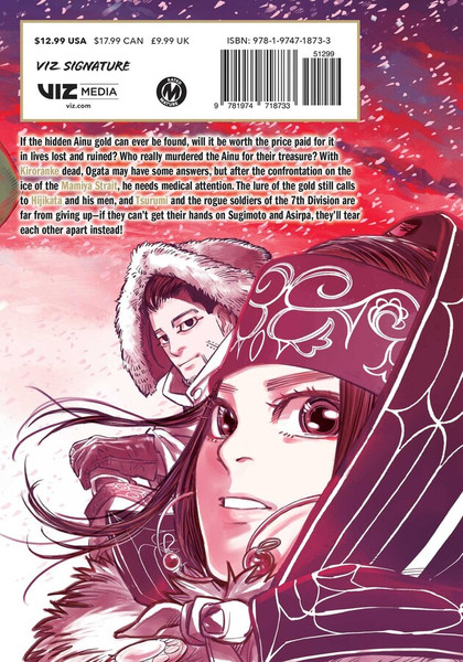 Golden Kamuy Manga Volume 20