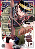 Golden Kamuy Manga Volume 20