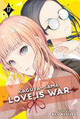 Kaguya-sama Love Is War Manga Volume 17