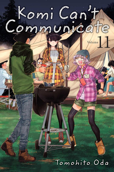 Komi Can't Communicate Manga Volume 11