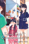 Komi Can't Communicate Manga Volume 13