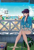 Komi Can't Communicate Manga Volume 12