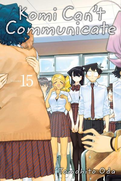 Komi Can't Communicate Manga Volume 15
