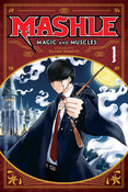 Mashle Magic and Muscles Manga Volume 1